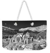 Chapel On The Rock Weekender Tote Bag