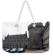 Chapel Royal And Record Tower - Dublin Castle Weekender Tote Bag