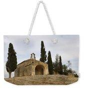Chapelle Saint Sixte Weekender Tote Bag