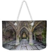 Chapter House Interior Weekender Tote Bag