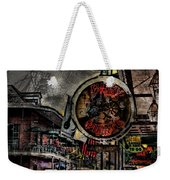Characteristics Of New Orleans V5 Weekender Tote Bag