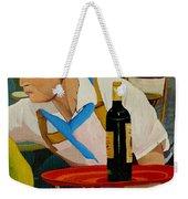 Chardonnay Weekender Tote Bag