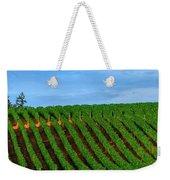 Chardonnay Sky 17990 Weekender Tote Bag