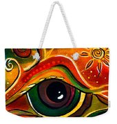 Charismatic Spirit Eye Weekender Tote Bag