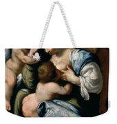 Charity Weekender Tote Bag
