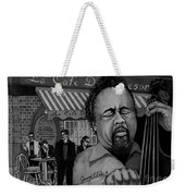 Jazz Charles Mingus Jr Weekender Tote Bag