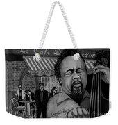 Jazz Charles Mingus Jr Weekender Tote Bag