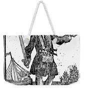 Charles Vane (c1680-1720) Weekender Tote Bag