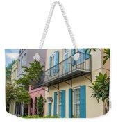 Charleston 6 Weekender Tote Bag