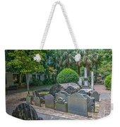 Charleston Graveyard Weekender Tote Bag