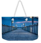 Charleston Harbor Weekender Tote Bag