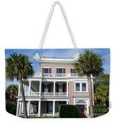 Charleston Home Weekender Tote Bag