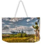 Charleston Marsh View Weekender Tote Bag