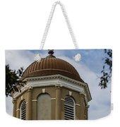 Charleston Round Dome Weekender Tote Bag