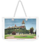 Charlevoix Michigan - The Chicago Club - 1908 Weekender Tote Bag