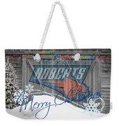 Charlotte Bobcats Weekender Tote Bag