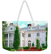 Charlotte Estate Charlotte Nc Weekender Tote Bag by William Dey