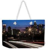 Charlotte Flow Weekender Tote Bag