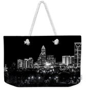 Charlotte Night Weekender Tote Bag