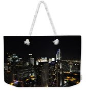 Charlotte Night Magic 2 Cnm2 P Weekender Tote Bag