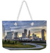 Charlotte Sunrise Weekender Tote Bag