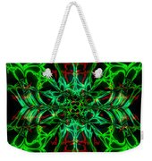 Charlotte's New Freakin' Awesome Neon Web Weekender Tote Bag