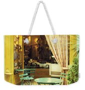 Charming Street Still Life Weekender Tote Bag