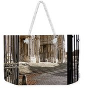Chartres Cathedral North Transept Weekender Tote Bag