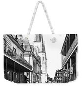 Chartres St In The French Quarter 3 Weekender Tote Bag