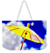 Chase The Clouds Away Weekender Tote Bag
