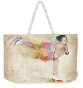Chase Your Dreams Weekender Tote Bag