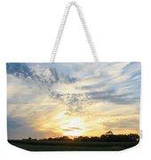 Chasing Sunsets Weekender Tote Bag