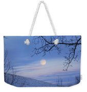 Chasing The Day Away Weekender Tote Bag