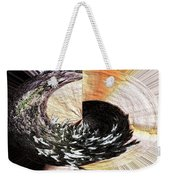 Chasing The Dragon's Tail Weekender Tote Bag