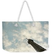 Chasing The Dream Paris Eiffel Tower Weekender Tote Bag