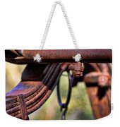 Chassis I Weekender Tote Bag