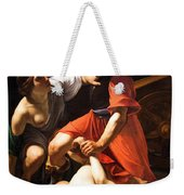 Chastisement Of Cupid  Weekender Tote Bag