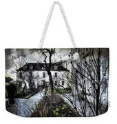 Chat Noir Gallery Paris France Weekender Tote Bag