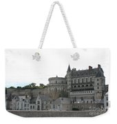 Chateau Ambois Rises Above Its Town Weekender Tote Bag