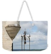 Chateau Baywindow And Well Weekender Tote Bag
