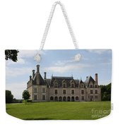 Chateau Beauregard Loire Valley Weekender Tote Bag