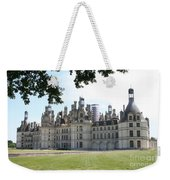 Chateau Chambord - France Weekender Tote Bag