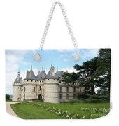 Chateau Chaumont From The Garden  Weekender Tote Bag