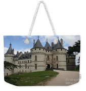 Chateau Chaumont Steeples Weekender Tote Bag