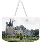 Chateau  Chenonceau And Garden Weekender Tote Bag