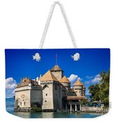 Chateau Chillon Weekender Tote Bag