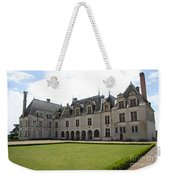 Chateau De Beauregard Loire Valley Weekender Tote Bag