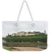 Chateau De Chinon - France Weekender Tote Bag