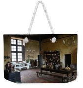 Chateau De Cormatin Kitchen - Burgundy Weekender Tote Bag