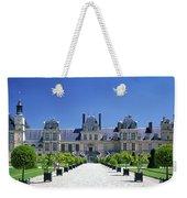 Chateau De Fontainebleau Ile De France Weekender Tote Bag